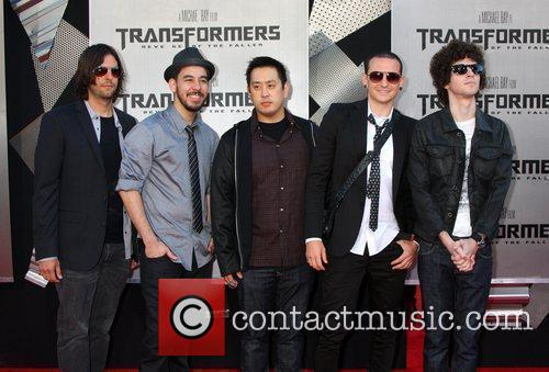 Linkin Park and Los Angeles Film Festival 1