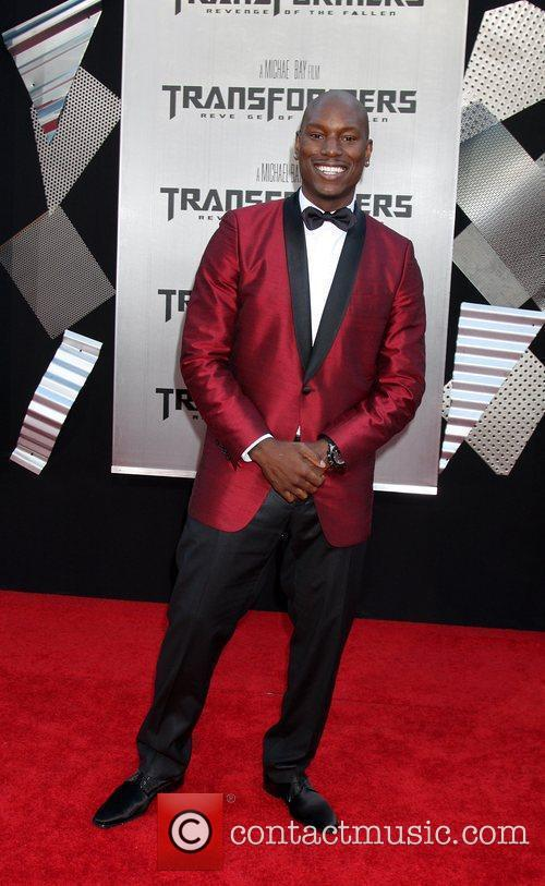 Tyrese Gibson and Los Angeles Film Festival 1