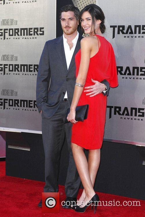 Dave Annable, Odette Yustman and Los Angeles Film Festival 7
