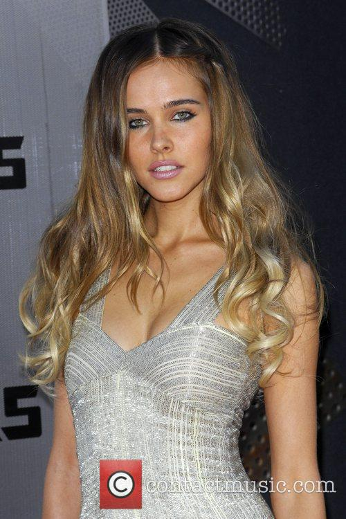 Isabel Lucas and Los Angeles Film Festival 4
