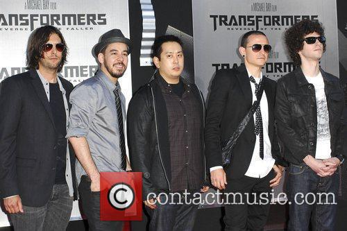 Linkin Park, Chester Bennington and Los Angeles Film Festival 3