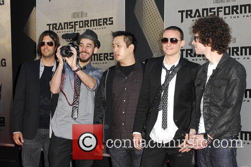 Linkin Park, Chester Bennington and Los Angeles Film Festival 4