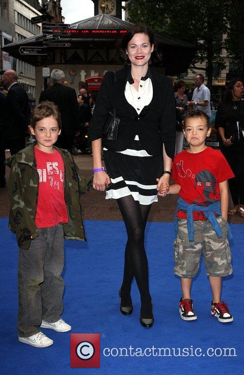 Jasmine Guinness, Her Sons and Odeon Leicester Square 3