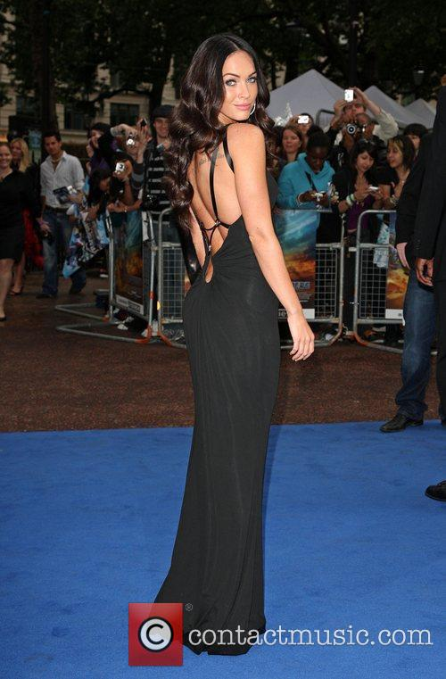 Megan Fox and Odeon Leicester Square 1