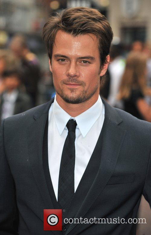 Josh Duhamel and Odeon Leicester Square 1