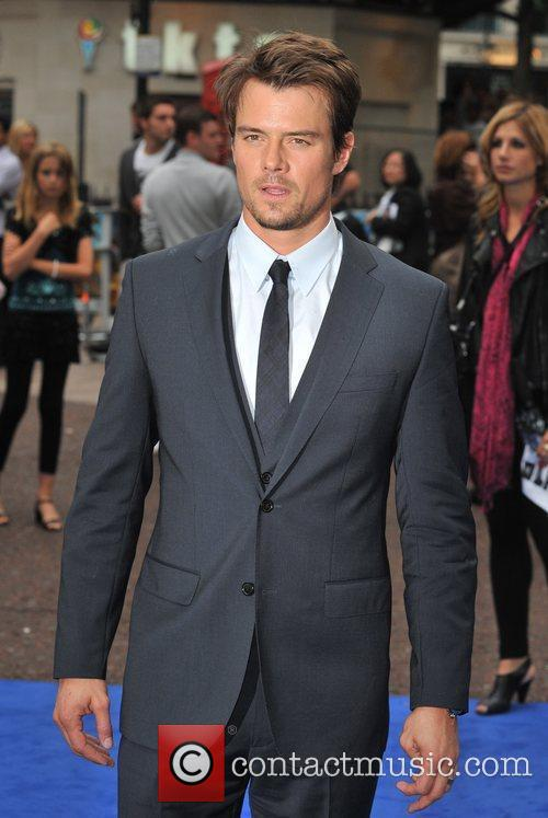 Josh Duhamel and Odeon Leicester Square 7