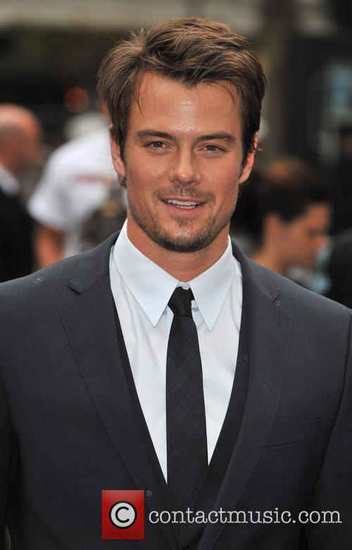 Josh Duhamel and Odeon Leicester Square 5