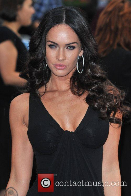 Megan Fox and Odeon Leicester Square 6