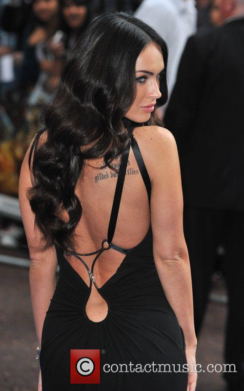 Megan Fox and Odeon Leicester Square 4