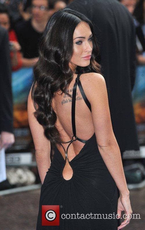 Megan Fox and Odeon Leicester Square 8