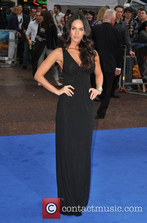 Megan Fox and Odeon Leicester Square 7
