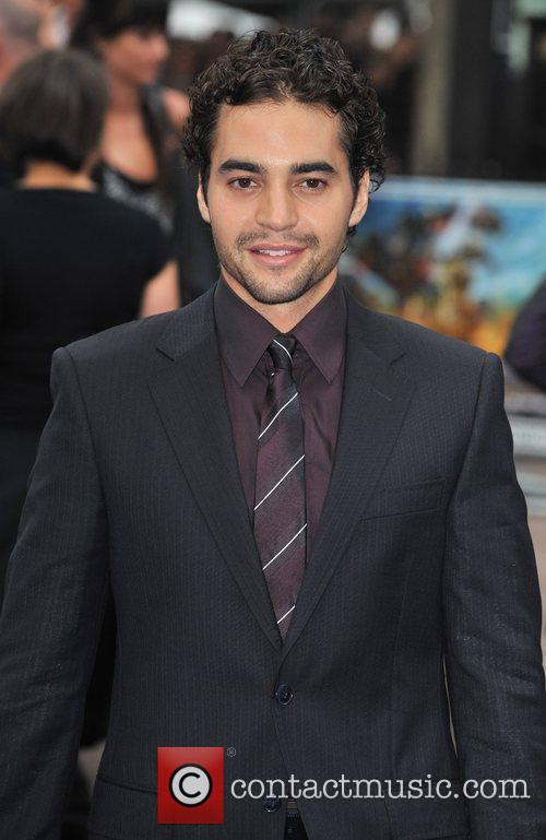 Ramon Rodriguez and Odeon Leicester Square 3