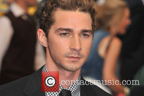 Shia Labeouf and Odeon Leicester Square 7
