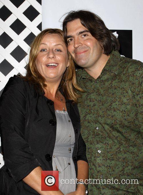 Jeff Stimmel and wife Joanna Stimmel Trigg Ison...
