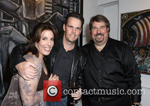 Kevin Dillon, Trigg Ison and guest Trigg Ison...