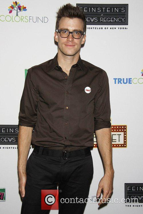 Gavin Creel Photocall for 'True Colors Cabaret' held...