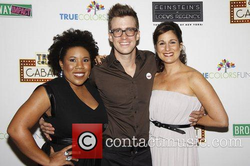 Melinda Doolittle, Gavin Creel and Stephanie J. Block 2