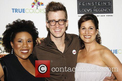 Melinda Doolittle, Gavin Creel and Stephanie J. Block 7