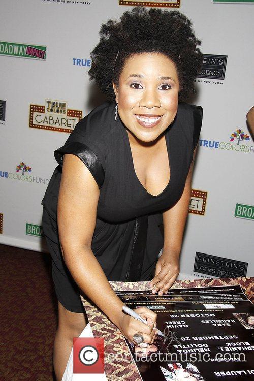 Melinda Doolittle Photocall for 'True Colors Cabaret' held...