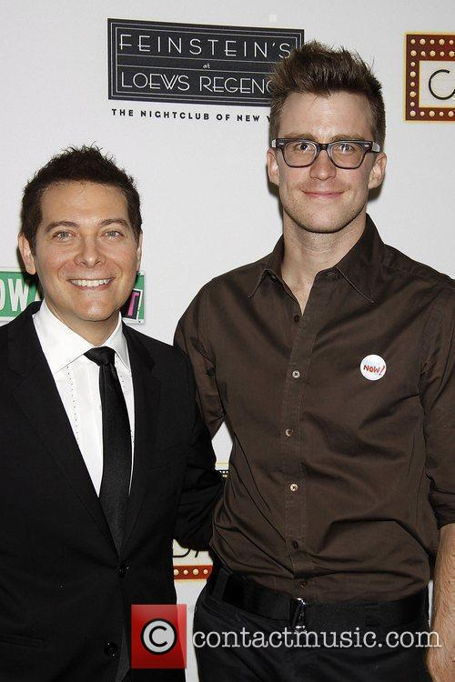 Michael Feinstein and Gavin Creel 2