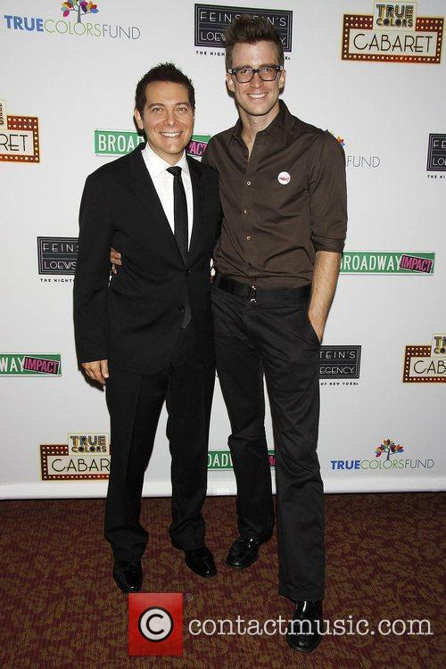 Michael Feinstein and Gavin Creel 1