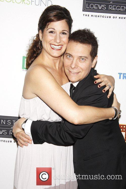 Stephanie J. Block and Michael Feinstein 8