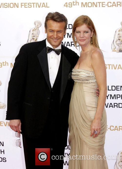 Doug Davidson, Michelle Stafford Monte Carlo Television Festival...