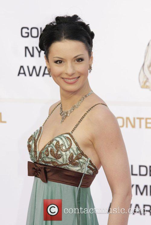 Irina Lachina  Monte Carlo Television Festival 2009...