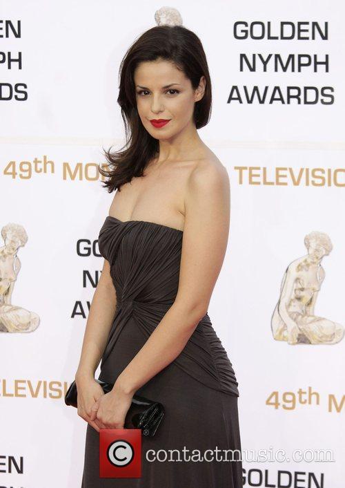 Una Kavanagh Monte Carlo Television Festival 2009 -...