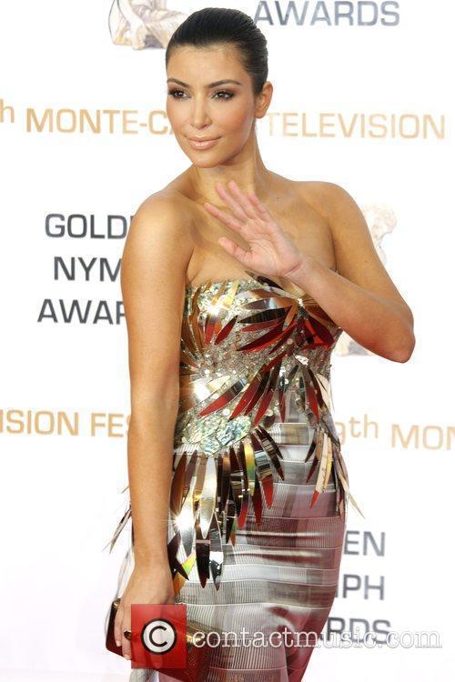 Kim Kardashian Monte Carlo Television Festival 2009 -...