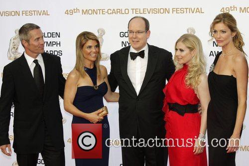 Rob Estes, Lori Loughlin, Prince Albert II of...