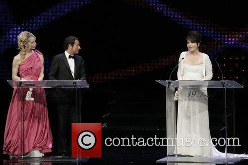 Isabelle Adjani (R) Monte Carlo Television Festival 2009...