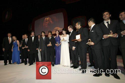 Isabelle Adjani and Prince Albert Of Monaco With Guests 3