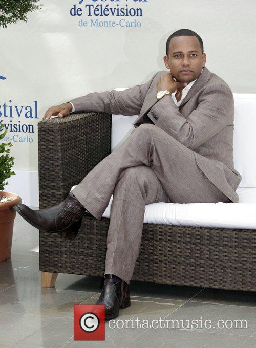 Hill Harper Monte Carlo Television Festival 2009 -...
