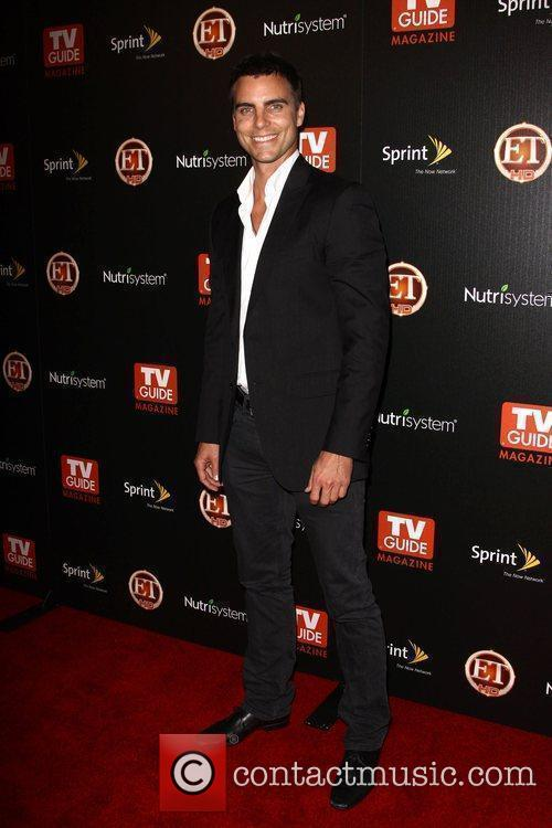 Colin Egglesfield TV GUIDE Magazine's Hot List Party...