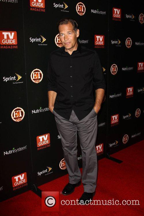 James Remar TV GUIDE Magazine's Hot List Party...