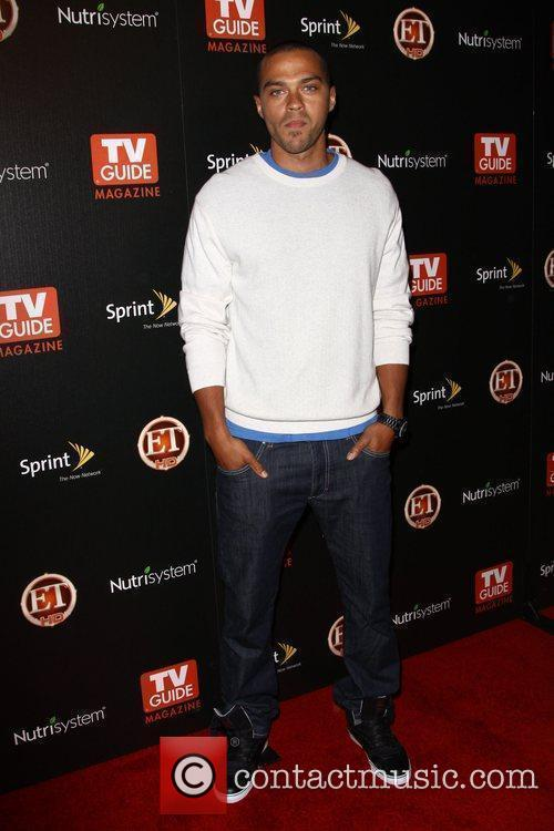 Jesse Williams TV GUIDE Magazine's Hot List Party...