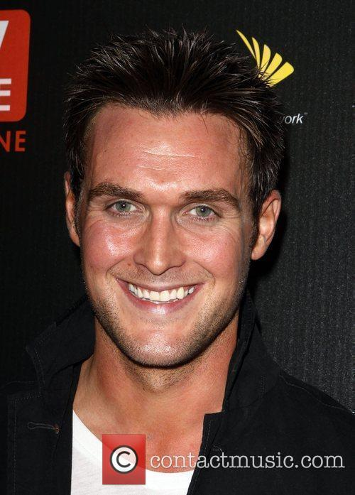 Owain Yeoman TV GUIDE Magazine's Hot List Party...