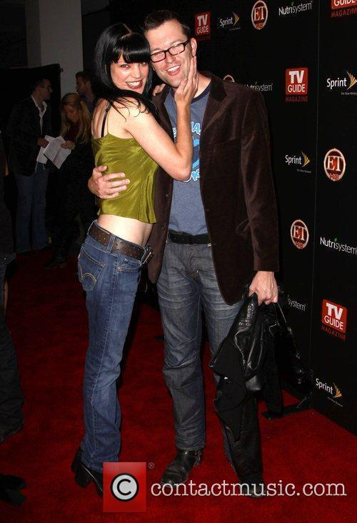 Pauley Perrette and Chad Darnell TV GUIDE Magazine's...