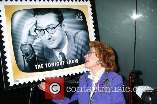USPS 'Early TV Memories' stamps unveiled at the...