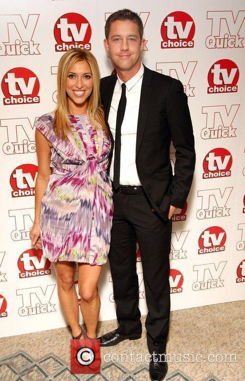 Kate Walsh and Philip Taylor From The Apprentice 2