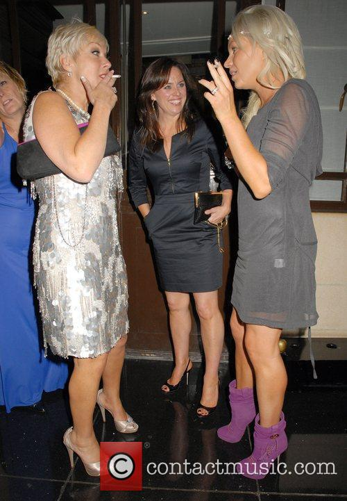 Rita Simons, Jill Halfpenny and Denise Welch 1