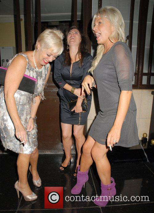 Rita Simons, Jill Halfpenny and Denise Welch 5