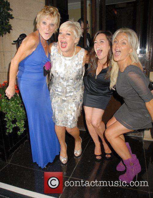 Rita Simons, Jill Halfpenny and Denise Welch 4