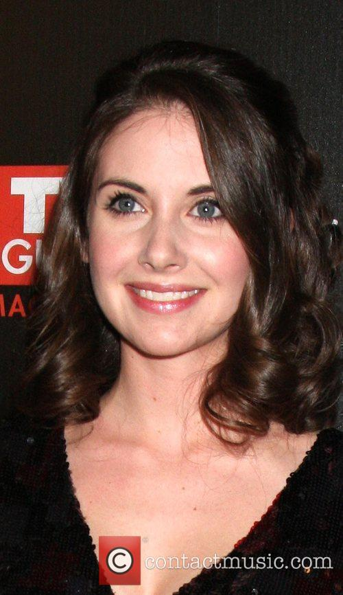 Allison Brie TV GUIDE Magazine's Hot List Party...