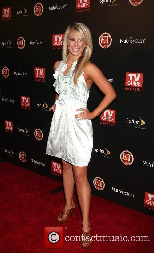 Chelsie Hightower TV GUIDE Magazine's Hot List Party...