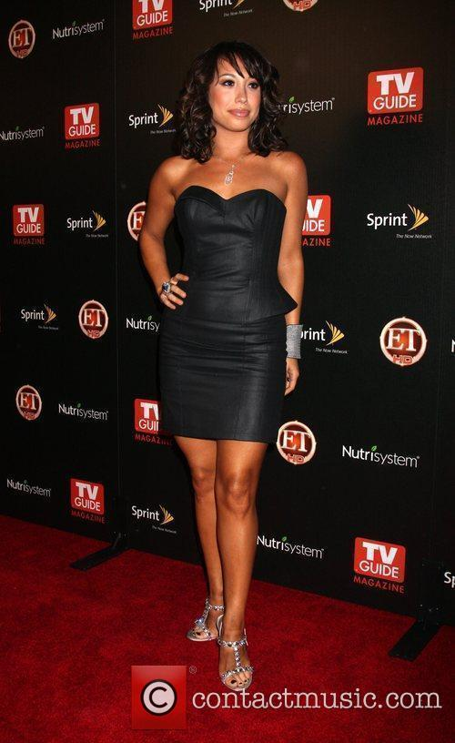 Cheryl Burke TV GUIDE Magazine's Hot List Party...