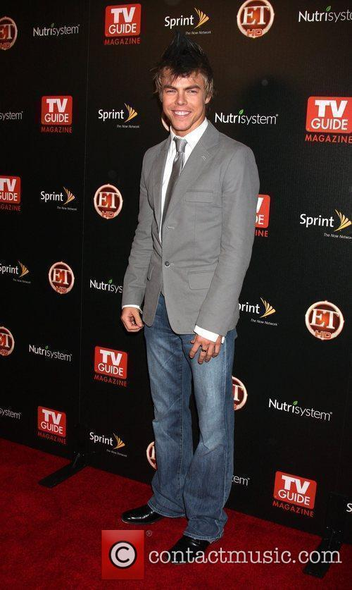 Derek Hough TV GUIDE Magazine's Hot List Party...