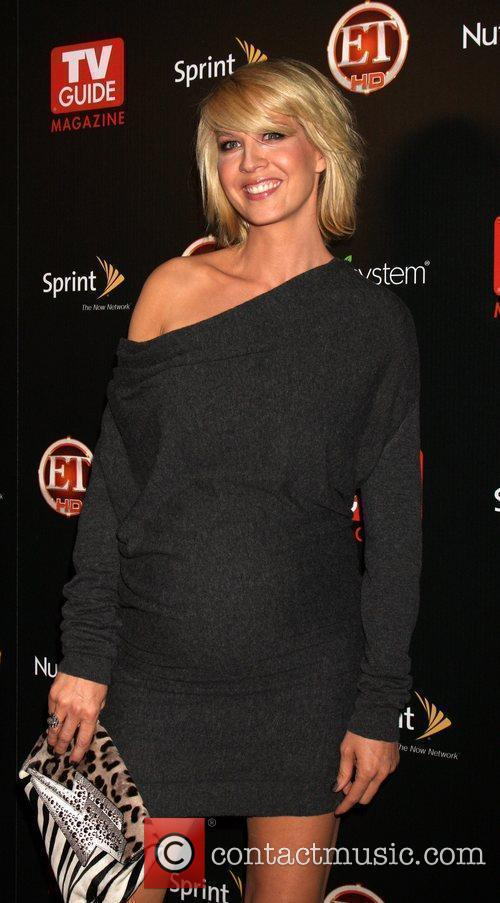 Jenna Elfman TV GUIDE Magazine's Hot List Party...