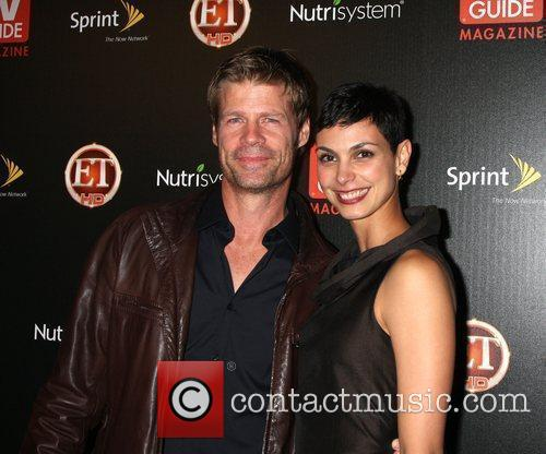 morena baccarin girlfriend. and Morena Baccarin